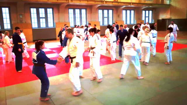 Aikido und Judo